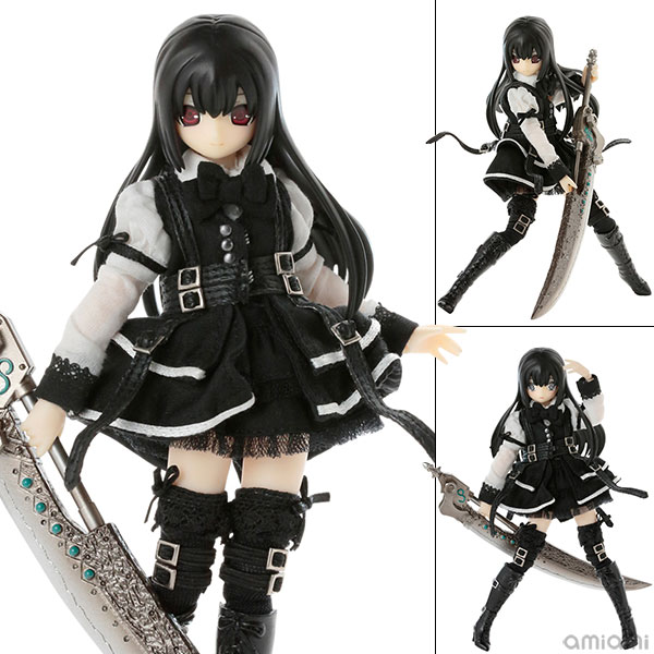 1/12 Lilia / Black Raven II -The Darkness full of city- Black shadow Edition Complete Doll(Pre-order)1/12 リリア / ブラックレイヴンII ~The Darkness full of city~ Black shadow Edition 完成品ドールScale Figure