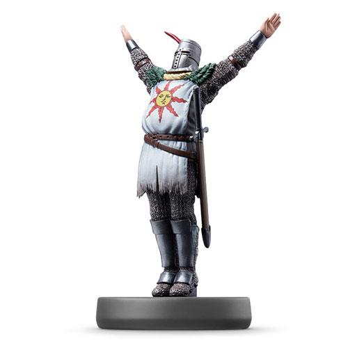 amiibo 太陽の戦士 ソラール(DARK SOULS)[フロム・ソフトウェア]《夏月予約》