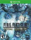 Xbox One 北米版 Final Fantasy XV Royal Edition[スクウェア・エニックス]《03月仮予約》