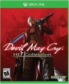 Xbox One 北米版 Devil May Cry HD Collection[カプコン]《03月仮予約》
