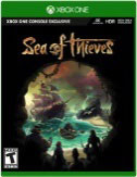 Xbox One 北米版 Sea of Thieves[マイクロソフト]《03月仮予約》