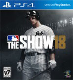 PS4 北米版 MLB The Show 18[SCE]《03月仮予約》