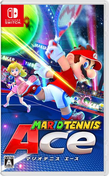 Nintendo Switch マリオテニス エース[任天堂]【送料無料】《06月予約》