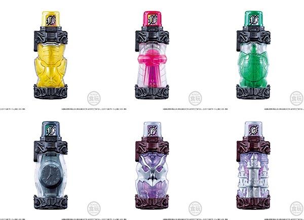 仮面ライダービルド SGフルボトル07 10個入りBOX (食玩)[バンダイ]《発売済・在庫品》