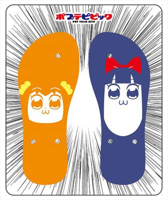 Pop Team Epic - Beach Sandals(Pre-order)ポプテピピック ビーチサンダルAccessory