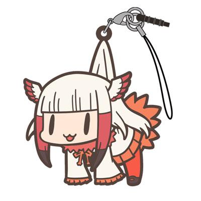 けものフレンズ トキ つままれストラップ アニメ・キャラクターグッズ新作情報・予約開始速報