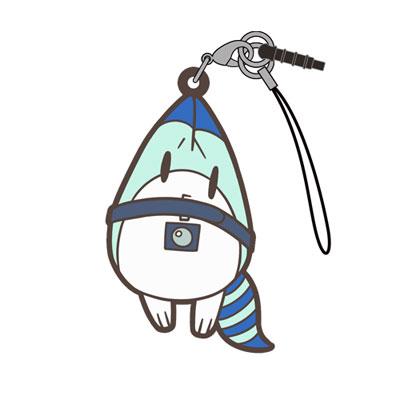 けものフレンズ ラッキービースト つままれストラップ アニメ・キャラクターグッズ新作情報・予約開始速報