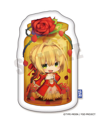 CharaToria Cushion - Fate/Grand Order: Saber/Nero Claudius(Pre-order)きゃらとりあクッション Fate/Grand Order セイバー/ネロ・クラウディウスAccessory