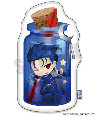 CharaToria Cushion - Fate/Grand Order: Lancer/Cu Chulainn(Pre-order)きゃらとりあクッション Fate/Grand Order ランサー/クー・フーリンAccessory