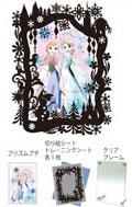 プリズムアート ジグソーパズルプチ Disney KIRIART(キリアート) ‐Anna&Elsa‐ 70ピース (97-186)[やのまん]《03月予約※暫定》