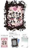 プリズムアート ジグソーパズルプチ Disney KIRIART(キリアート) ‐Mickey&Minnie Mouse‐ 70ピース (97-188)[やのまん]《取り寄せ※暫定》