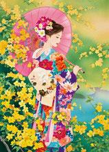 ジグソーパズル 春代 麗姿 500ピース (06-089)[エポック]《発売済・在庫品》