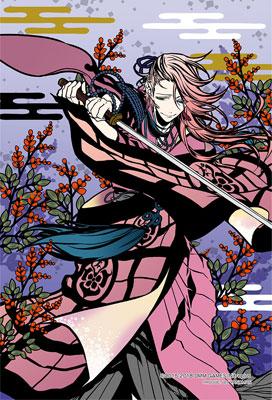 プリズムアートプチ ジグソーパズル 刀剣乱舞-ONLINE- 宗三左文字(萩) 70ピース (97-182)[やのまん]《04月予約》