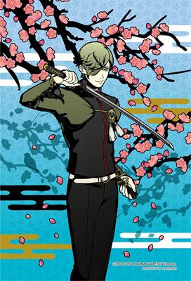 プリズムアートプチ ジグソーパズル 刀剣乱舞-ONLINE- 鶯丸(梅) 70ピース (97-184)[やのまん]《取り寄せ※暫定》