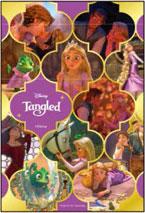 ジグソーパズル プチライト Disney ドリーム・シーンズ‐塔の上のラプンツェル‐ 99ピース (99-433)[やのまん]《04月予約》