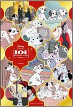 ジグソーパズル プチライト Disney ドリーム・シーンズ‐101匹わんちゃん‐ 99ピース (99-435)[やのまん]《04月予約》