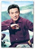 ジグソーパズル プレミアムタイム 伝説の銀幕スターシリーズ 大川橋蔵 108ピース (01-2063)[やのまん]《04月予約》