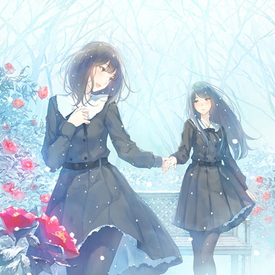 FLOWERS冬篇ファンブック(FLOWERS Le volume sur hiver official fanbook) (書籍)