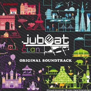 CD jubeat clan ORIGINAL SOUNDTRACK[ソニー・ミュージックマーケティング]《取り寄せ※暫定》