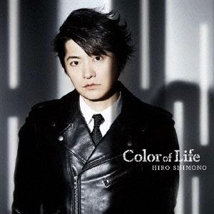 CD 下野紘 / Color of Life 初回限定盤 DVD付[ポニーキャニオン]《取り寄せ※暫定》