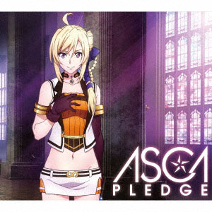 CD ASCA / PLEDGE 期間生産限定盤 DVD付 (TVアニメ「グランクレスト戦記」EDテーマ)[SME]《取り寄せ※暫定》
