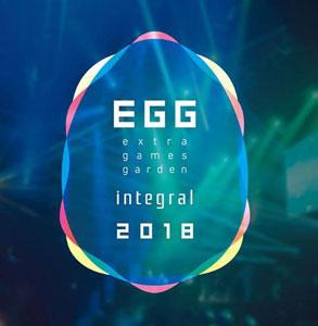 CD EGG -Extra Games Garden- integral 2018[SHOT MUSIC]《取り寄せ※暫定》