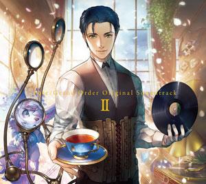 CD Fate/Grand Order Original Soundtrack II[アニプレックス]《発売済・在庫品》