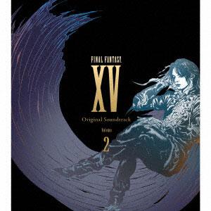 CD FINAL FANTASY XV Original Soundtrack Volume 2[スクウェア・エニックス]《取り寄せ※暫定》
