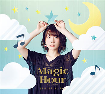 CD 内田真礼 / 「Magic Hour」 BD付限定盤