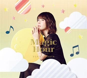 CD 内田真礼 / 「Magic Hour」 DVD付限定盤