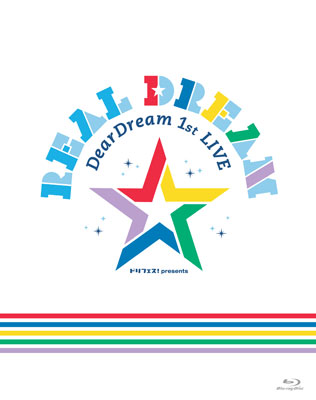 BD DearDream&KUROFUNE / DearDream 1st LIVE 「Real Dream」 LIVE (Blu-ray Disc)[ランティス]《取り寄せ※暫定》