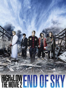 BD HiGH & LOW THE MOVIE 2〜END OF SKY〜(2Blu-ray Disc)