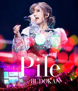 BD Pile / Pile Live at Budokan 通常盤 (Blu-ray Disc)[ビクターエンタテインメント]《取り寄せ※暫定》