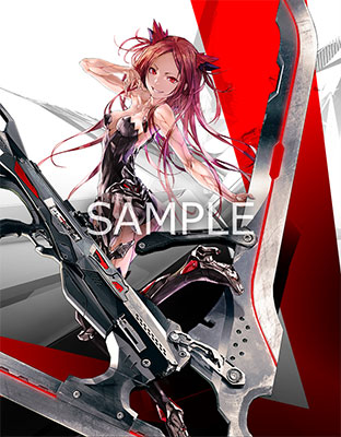 【特典】BD BEATLESS Blu-ray BOX1