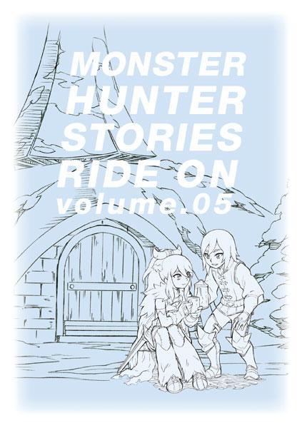 BD モンスターハンター ストーリーズ RIDE ON Blu-ray BOX Vol.5 初回生産限定版