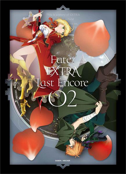 BD Fate/EXTRA Last Encore 2 完全生産限定版 (Blu-ray Disc)