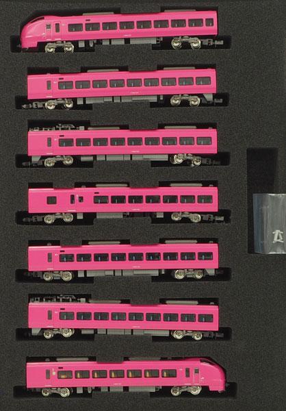30718 E653系1000番代(いなほ・ハマナス色)7両編成セット(動力付き)[グリーンマックス]【送料無料】《04月予約》