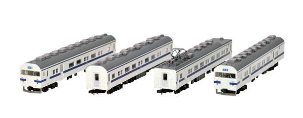 鉄道コレクション JR715系0番代 (長崎本線・新塗装) 4両セットA[トミーテック]《05月予約》