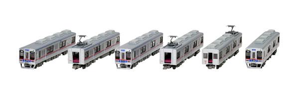 鉄道コレクション 京成電鉄3500形更新車(3520編成・3552編成)6両セット[トミーテック]《05月予約》
