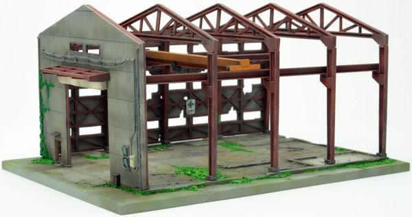 建物コレクション 156 廃墟[トミーテック]《05月予約》