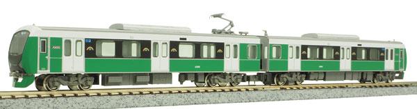 30725 静岡鉄道A3000形(ナチュラルグリーン)2両編成セット(動力付き)[グリーンマックス]【送料無料】《発売済・在庫品》
