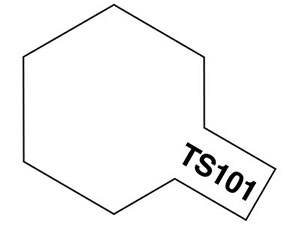 タミヤカラースプレー TS-101 ベースホワイト[タミヤ]《発売済・在庫品》