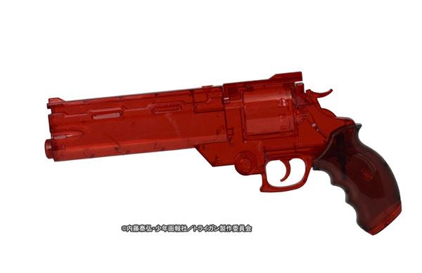 劇場版トライガン Badlands Rumble ヴァッシュの銃 ウォーターガン クリアレッド Ver.[フルコック]《04月予約》