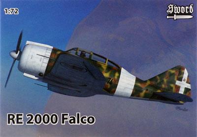 1/72 レジアーネ Re.2000 ファルコ プラモデル[ソード]《02月予約》