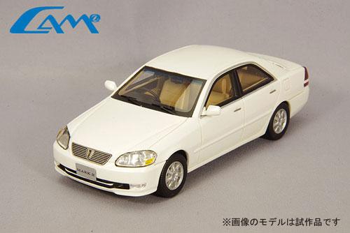 1/43 トヨタ マークII (X110) グランデ スーパーホワイト[CAM@]《04月予約※暫定》