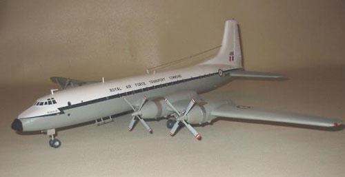 1/72 ブリストル ブリタニア 「RAF」 プラモデル[マッハ2]《在庫切れ》