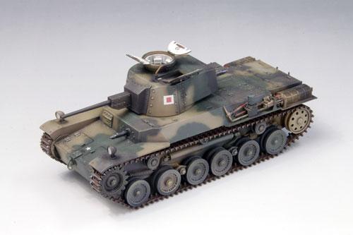 1/35 帝国陸軍 一式中戦車[チヘ] プラモデル[ファインモールド]《02月予約》