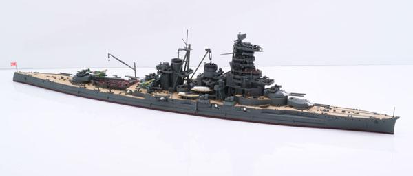 1/700 特シリーズ No.76 日本海軍高速戦艦 榛名 昭和19年(捷一号作戦) プラモデル[フジミ模型]《取り寄せ※暫定》