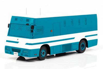 1/43 2007 警察本部警備部機動隊常駐警備車両[RAI'S]【送料無料】《04月予約》
