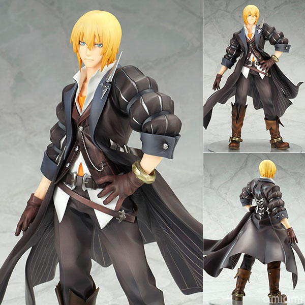 [Exclusive Sale] Tales of Berseria - Eizen 1/8 Complete Figure(Pre-order)【限定販売】テイルズ オブ ベルセリア アイゼン 1/8 完成品フィギュアScale Figure